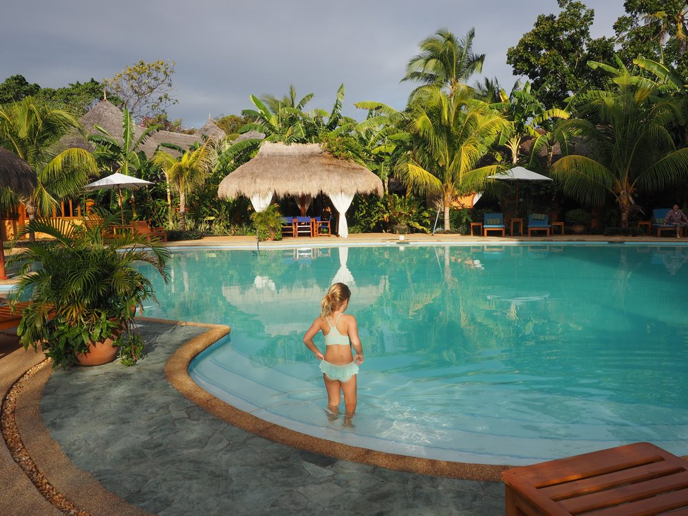 Three Pools To Choose From At The Coco Grove Resort