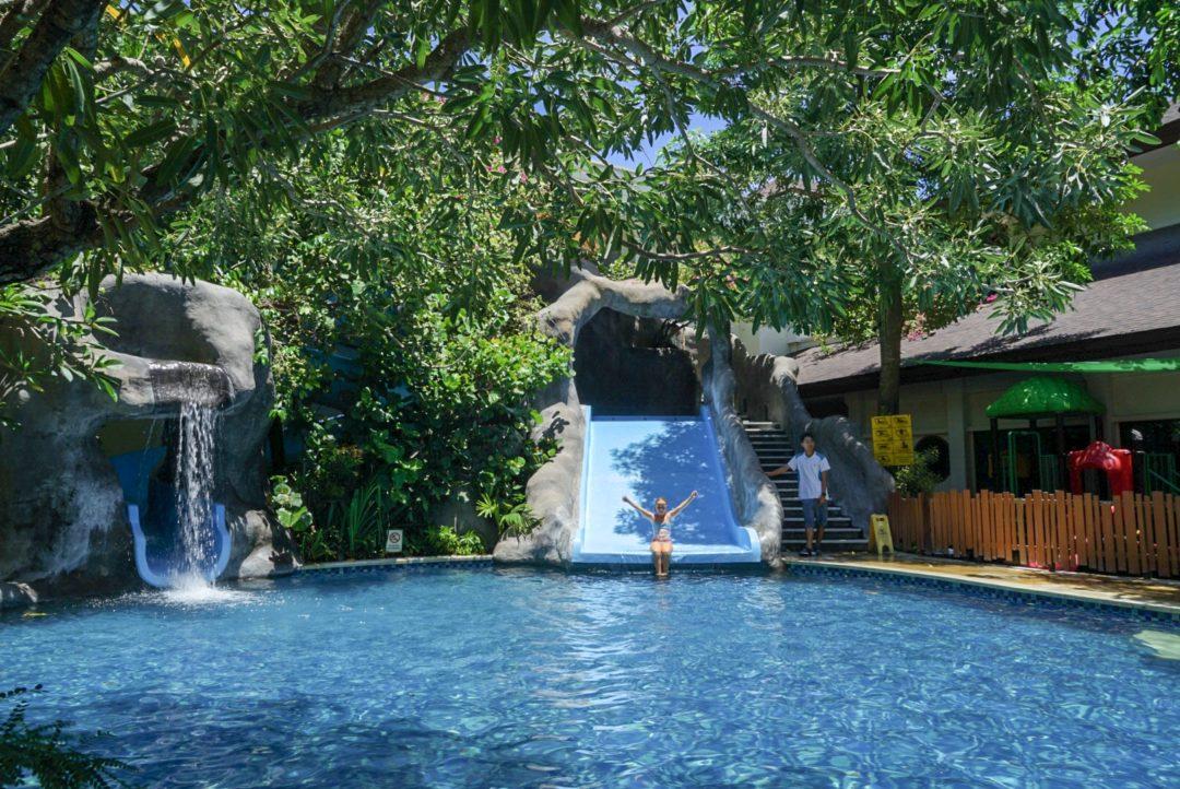 Best family resorts in bali padma resort spa legian for Family hotels bali